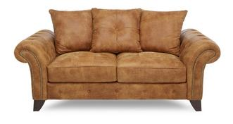 Navarro 2 Seater Sofa Pillow Back