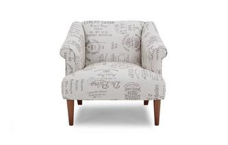 Pattern Accent Chair Nest