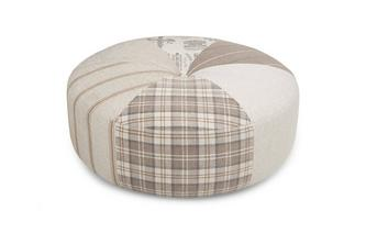 Nest Round Footstool Nest