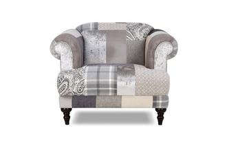 Patch Armchair Aspen Patch