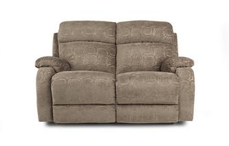 2 Seater Manual Recliner Newbury Circle
