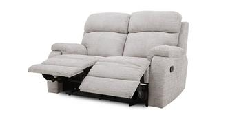 Newbury 2 Seater Manual Recliner