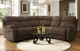 Newbury 2 Corner 2 Manual Recliner Newbury Circle