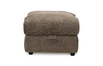 Storage Footstool Newbury Circle