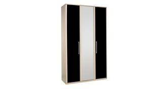 Noiret 3 Door Mirror Robe