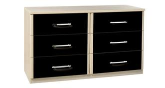 Noiret 6 Drawer Chest