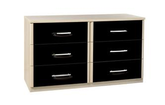 6 Drawer Chest Noiret