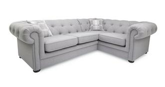 Opera Left Arm Facing 2 Piece Corner Sofa