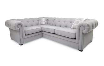 Right Arm Facing 2 Piece Corner Sofa Opera