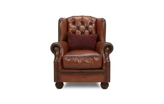 Wing Chair Oskar