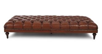 Oskar Studded Large Bench