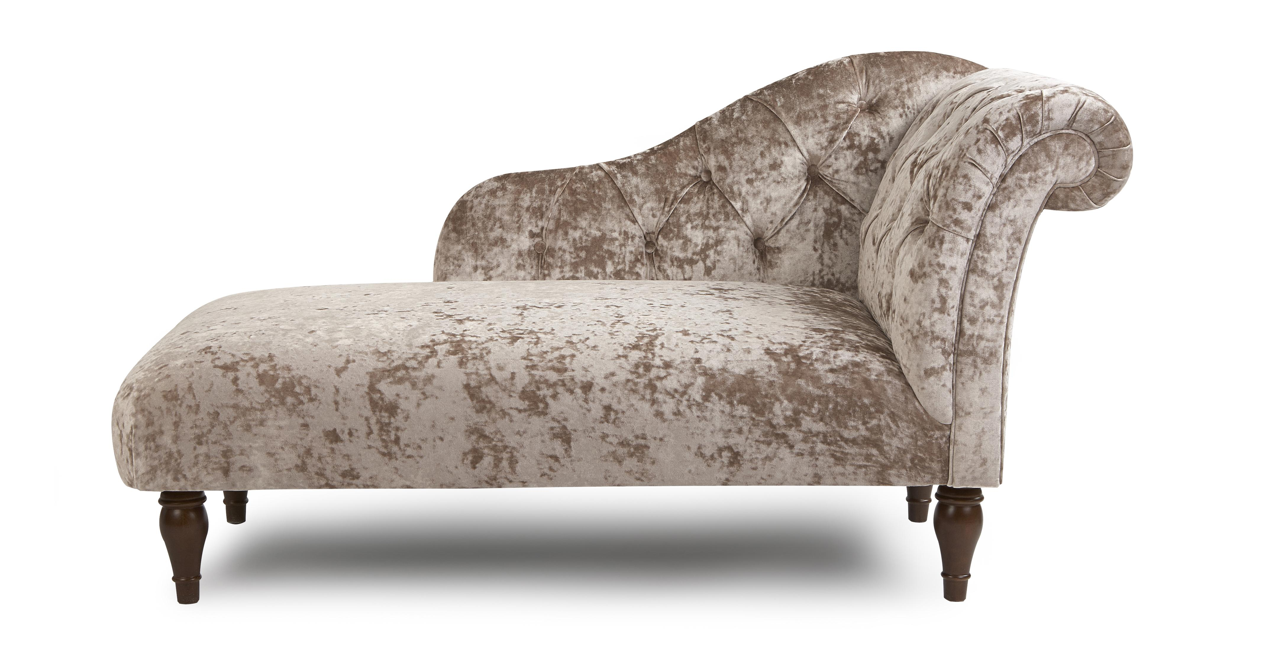 Paloma chaise longue dfs ireland for Chaise longue northern ireland