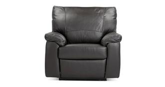 Pavilion Leather and Leather Look Battery Recliner Chair