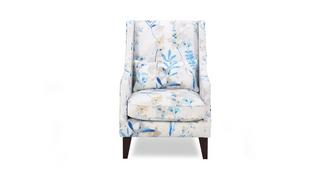 Penelope Floral Accent Chair
