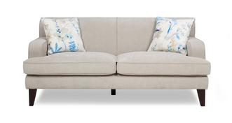 Penelope Plain 2 Seater Sofa
