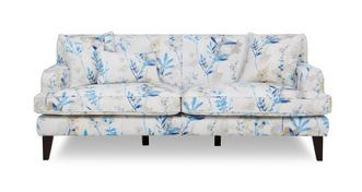 Penelope Floral 3 Seater Sofa