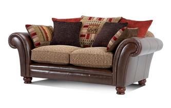 2 Seater Pillow Back Sofa Alaska Astrix