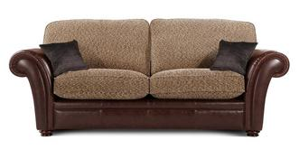 Perez 3 Seater Formal Back Deluxe Sofa Bed