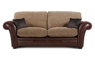 3 Seater Formal Back Deluxe Sofa Bed Alaska Astrix
