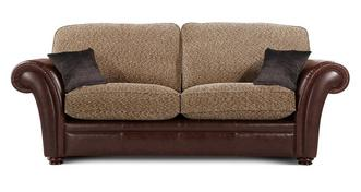 Perez 3 Seater Formal Back Sofa