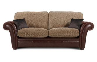 3 Seater Formal Back Sofa Alaska Astrix
