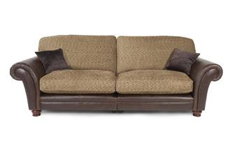 4 Seater Formal Back Sectional Sofa Alaska Astrix