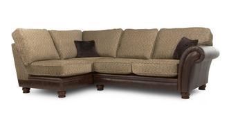 Perez Right Arm Facing 2 Piece Formal Back Corner Sofa