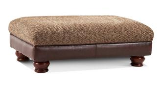 Perez Rectangular Footstool