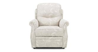 Pinter Fabric B Rise and Tilt Electric Recliner Chair
