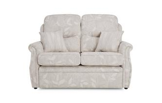 Fabric B 2 Seater Formal Back Fixed Sofa G Plan Fabric B