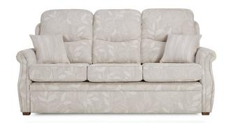 Pinter Fabric B 3 Seater Formal Back Fixed Sofa