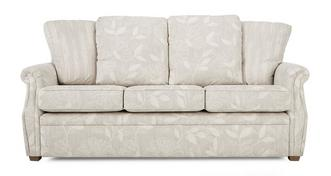 Pinter Fabric B 3 Seater Pillow Back Fixed Sofa