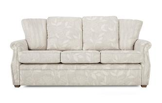 Fabric B 3 Seater Pillow Back Fixed Sofa G Plan Fabric B