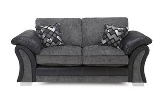 Large 2  Seater Formal Back Sofa Pioneer