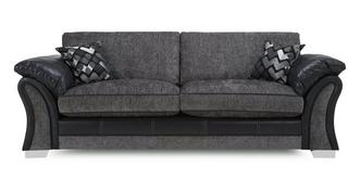 Pioneer 4 Seater Formal Back Sofa