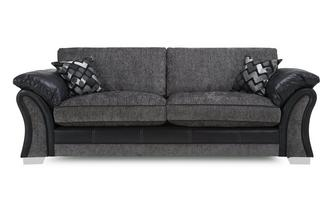 4 Seater Formal Back Sofa Pioneer