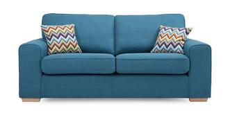 Pizzazz 3 Seater Removable Arm