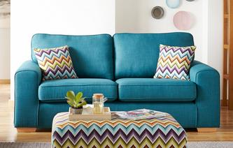 Pizzazz 3 Seater Sofa Revive