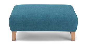 Pizzazz Plain Banquette Footstool