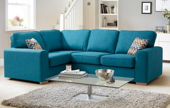 Pizzazz Right Hand Facing 2 Seater Corner Sofa Revive