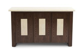 Sideboard Plato Marble and Wood