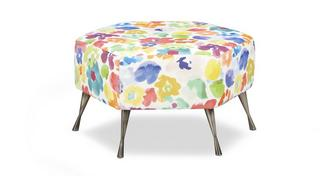 Play Hexagon Footstool