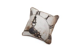Clock Scatter Cushion Clock Scatter