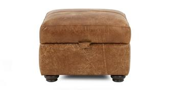 Possession Storage Footstool