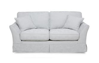 2 Seater Formal Back Deluxe Sofabed Rosa