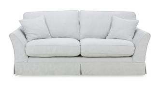 Posy 3 Seater Formal Back Sofa