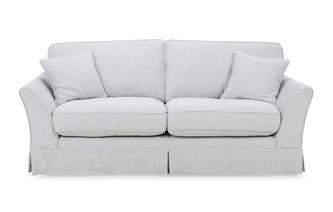 3 Seater Formal Back Sofa Rosa