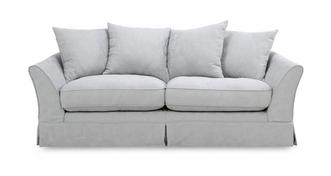 Posy 3 Seater Pillow Back Sofa