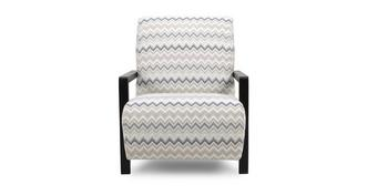Presence Pattern Accent Chair