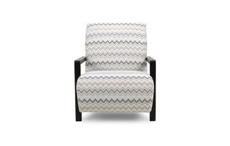 Pattern Accent Chair Presence Pattern